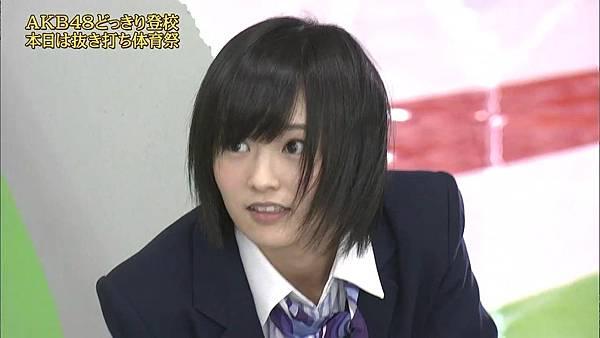 【东京不够热】131116「めちゃ×2イケてるッ!」AKB48大运动会SP_20131120125713