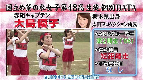 【东京不够热】131116「めちゃ×2イケてるッ!」AKB48大运动会SP_20131121221350