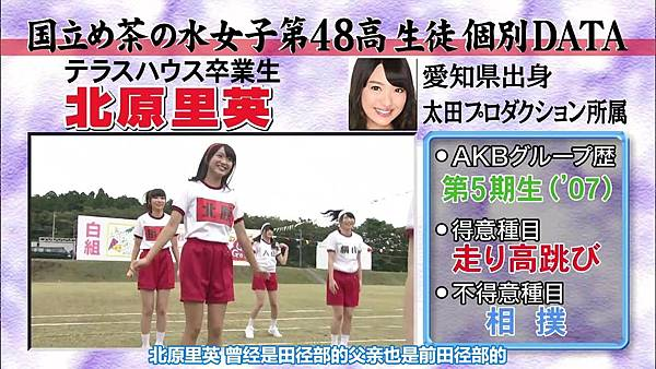 【东京不够热】131116「めちゃ×2イケてるッ!」AKB48大运动会SP_20131121221710