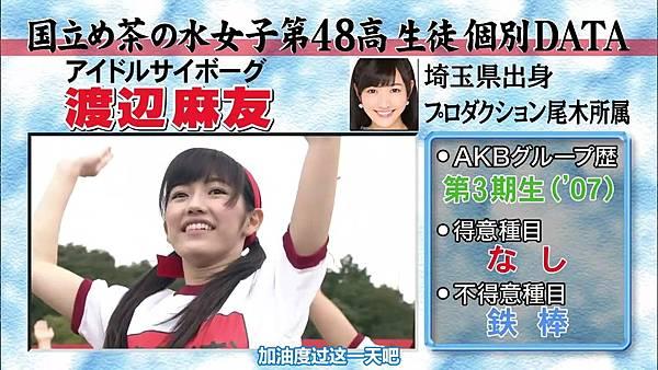 【东京不够热】131116「めちゃ×2イケてるッ!」AKB48大运动会SP_20131121221449