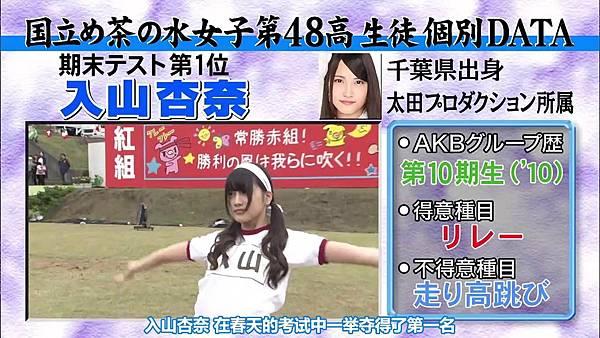 【东京不够热】131116「めちゃ×2イケてるッ!」AKB48大运动会SP_20131121222246