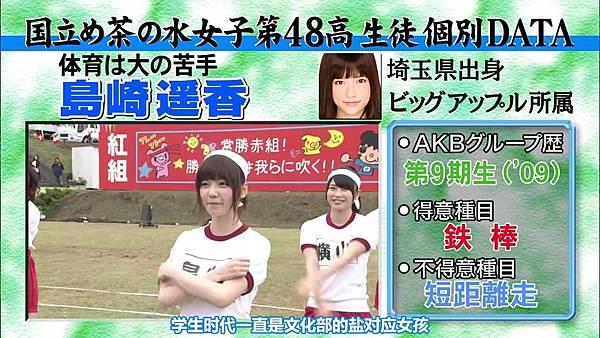 【东京不够热】131116「めちゃ×2イケてるッ!」AKB48大运动会SP_20131121221945