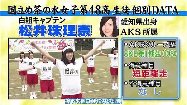 【东京不够热】131116「めちゃ×2イケてるッ!」AKB48大运动会SP_20131121221853