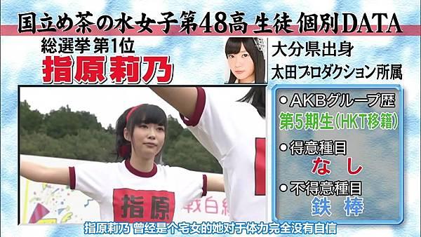 【东京不够热】131116「めちゃ×2イケてるッ!」AKB48大运动会SP_20131121221829