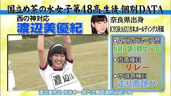 【东京不够热】131116「めちゃ×2イケてるッ!」AKB48大运动会SP_20131121222232