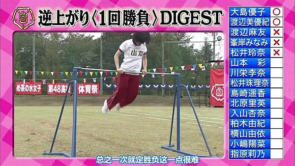 【东京不够热】131116「めちゃ×2イケてるッ!」AKB48大运动会SP_2013112221746
