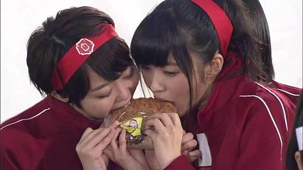 【东京不够热】131116「めちゃ×2イケてるッ!」AKB48大运动会SP_2013112223558
