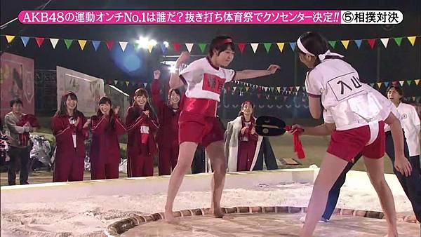 【东京不够热】131116「めちゃ×2イケてるッ!」AKB48大运动会SP_2013112234556