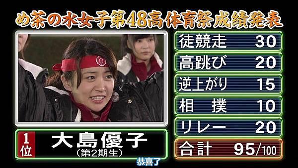 【东京不够热】131116「めちゃ×2イケてるッ!」AKB48大运动会SP_20131122124055