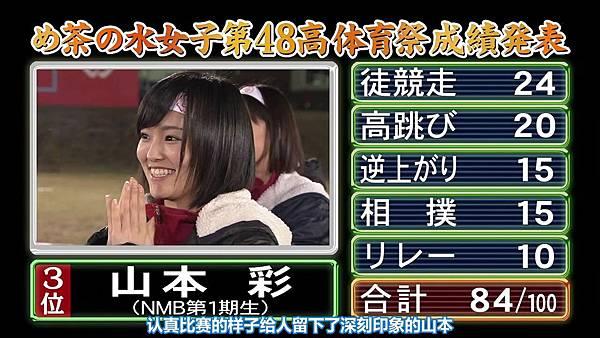 【东京不够热】131116「めちゃ×2イケてるッ!」AKB48大运动会SP_2013112212469