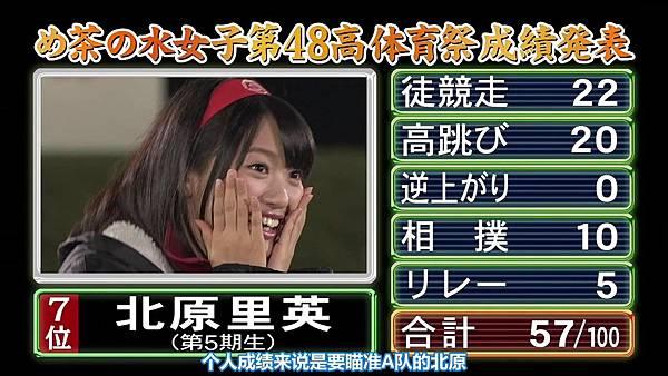 【东京不够热】131116「めちゃ×2イケてるッ!」AKB48大运动会SP_20131122124940