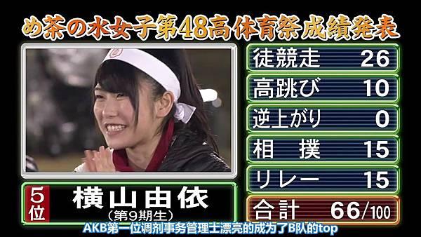 【东京不够热】131116「めちゃ×2イケてるッ!」AKB48大运动会SP_20131122124856