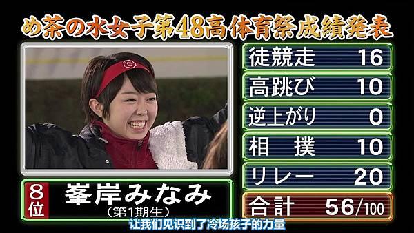 【东京不够热】131116「めちゃ×2イケてるッ!」AKB48大运动会SP_2013112212504
