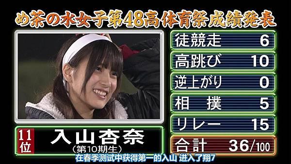 【东京不够热】131116「めちゃ×2イケてるッ!」AKB48大运动会SP_2013112212578