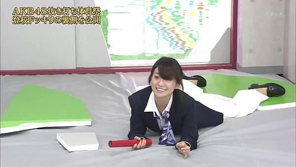 【东京不够热】131123「めちゃ×2イケてるッ!」AKB48 大运动会未公开SP_20131128204245
