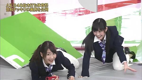 【东京不够热】131123「めちゃ×2イケてるッ!」AKB48 大运动会未公开SP_20131128212549
