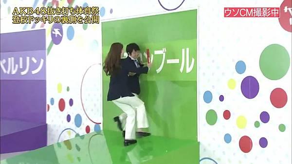 【东京不够热】131123「めちゃ×2イケてるッ!」AKB48 大运动会未公开SP_20131128213556