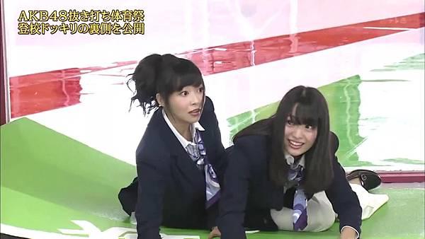 【东京不够热】131123「めちゃ×2イケてるッ!」AKB48 大运动会未公开SP_20131128214428