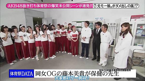 【东京不够热】131123「めちゃ×2イケてるッ!」AKB48 大运动会未公开SP_20131128224314