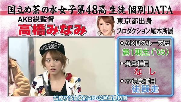 【东京不够热】131123「めちゃ×2イケてるッ!」AKB48 大运动会未公开SP_2013112823112