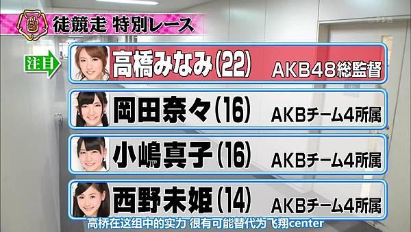 【东京不够热】131123「めちゃ×2イケてるッ!」AKB48 大运动会未公开SP_20131128231513