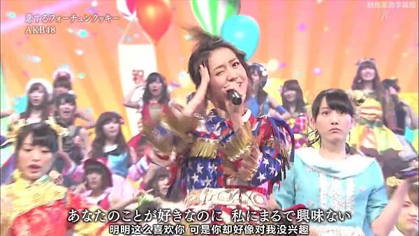 【触角革命字幕组】140111 AKB48 SHOW%21 ep13_201412618318