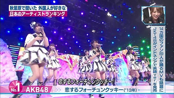 【东京不够热】140207 Music Station AKB48剪辑版_201429112810