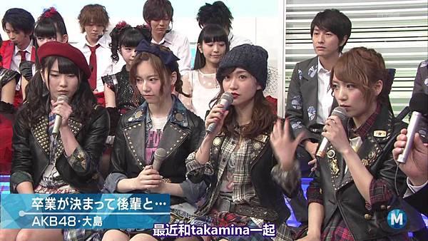 【东京不够热】140207 Music Station AKB48剪辑版_201429113419