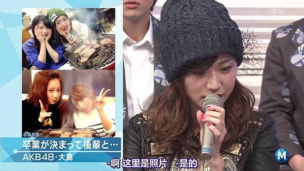 【东京不够热】140207 Music Station AKB48剪辑版_201429113712
