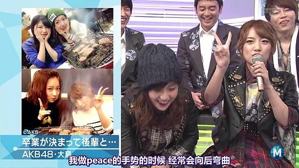 【东京不够热】140207 Music Station AKB48剪辑版_201429113748