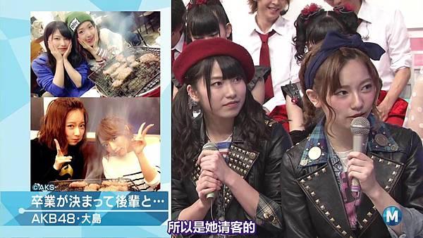 【东京不够热】140207 Music Station AKB48剪辑版_201429114010