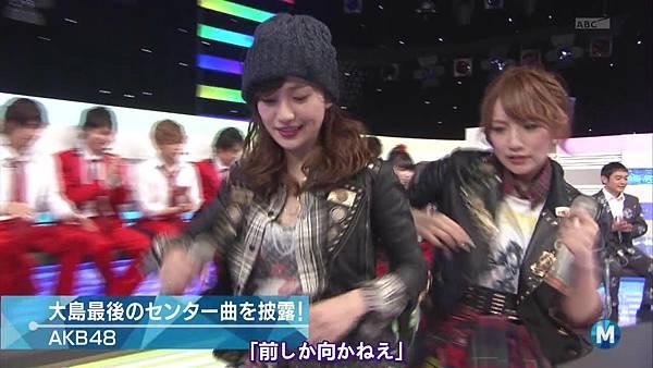 【东京不够热】140207 Music Station AKB48剪辑版_201429114724