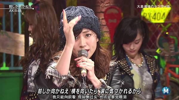【东京不够热】140207 Music Station AKB48剪辑版_201429114915