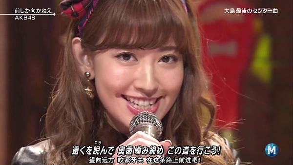 【东京不够热】140207 Music Station AKB48剪辑版_201429115032