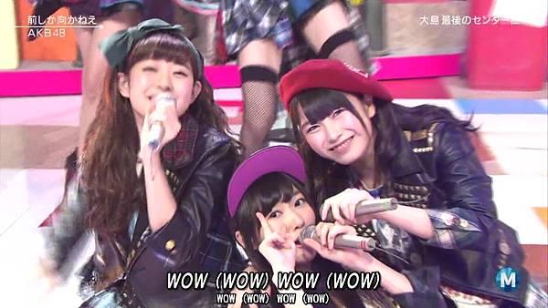 【东京不够热】140207 Music Station AKB48剪辑版_201429115723