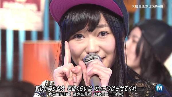 【东京不够热】140207 Music Station AKB48剪辑版_201429115645