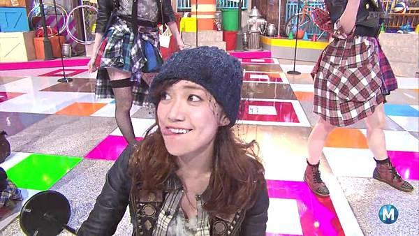 【东京不够热】140207 Music Station AKB48剪辑版_201429115849