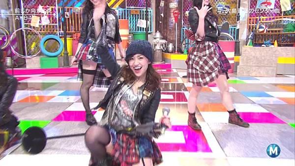 【东京不够热】140207 Music Station AKB48剪辑版_201429115840