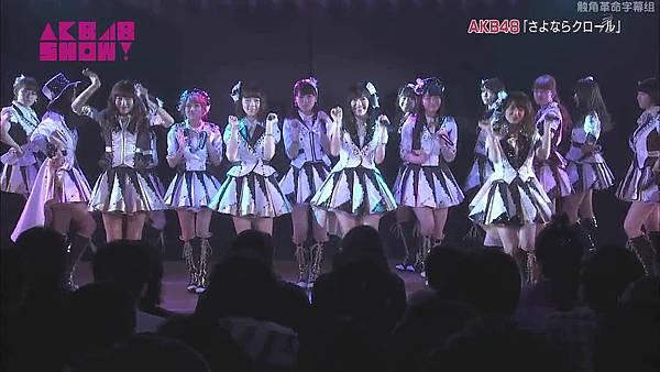 【触角革命字幕组】AKB48 SHOW%21 ep14 140118_201429163421