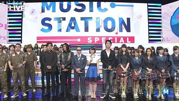 【U-ko字幕組】140321 Music Station(AKB48部分)_2014323224241