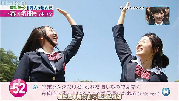 【U-ko字幕組】140321 Music Station(AKB48部分)_2014323224828
