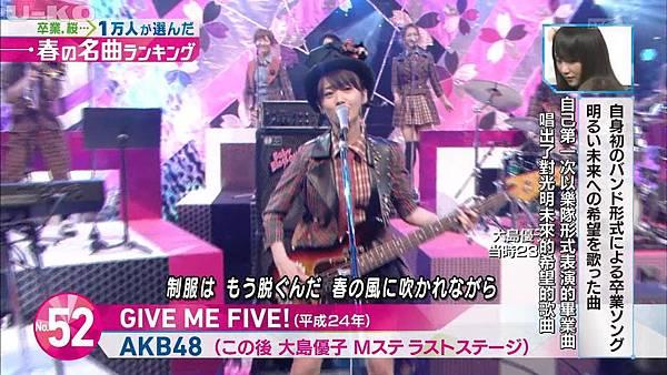 【U-ko字幕組】140321 Music Station(AKB48部分)_2014323225436