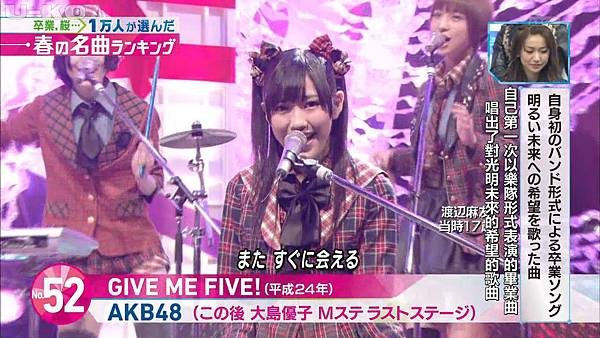 【U-ko字幕組】140321 Music Station(AKB48部分)_2014323225021