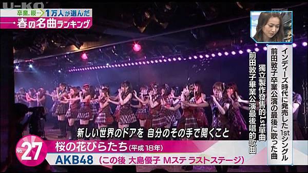 【U-ko字幕組】140321 Music Station(AKB48部分)_2014323231343
