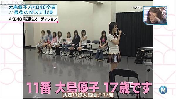【U-ko字幕組】140321 Music Station(AKB48部分)_2014323231916
