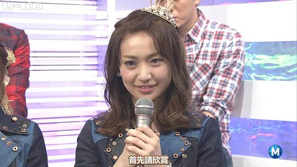 【U-ko字幕組】140321 Music Station(AKB48部分)_2014323232050