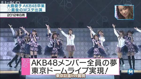 【U-ko字幕組】140321 Music Station(AKB48部分)_2014323233446