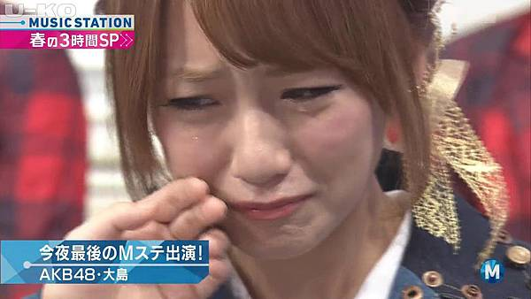 【U-ko字幕組】140321 Music Station(AKB48部分)_2014324204113