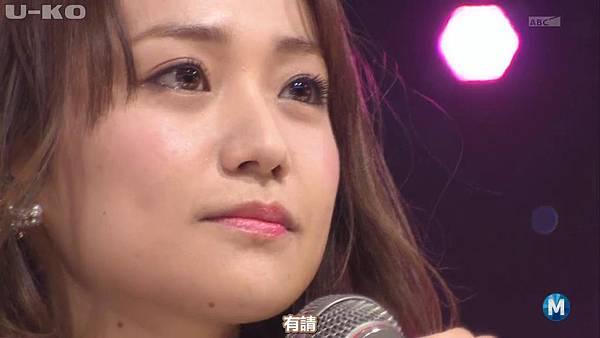 【U-ko字幕組】140321 Music Station(AKB48部分)_2014324205233