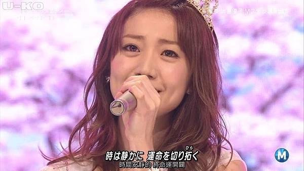 【U-ko字幕組】140321 Music Station(AKB48部分)_2014324212126